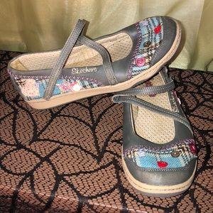 Skechers memory foam easy walker Mary Janes size 7